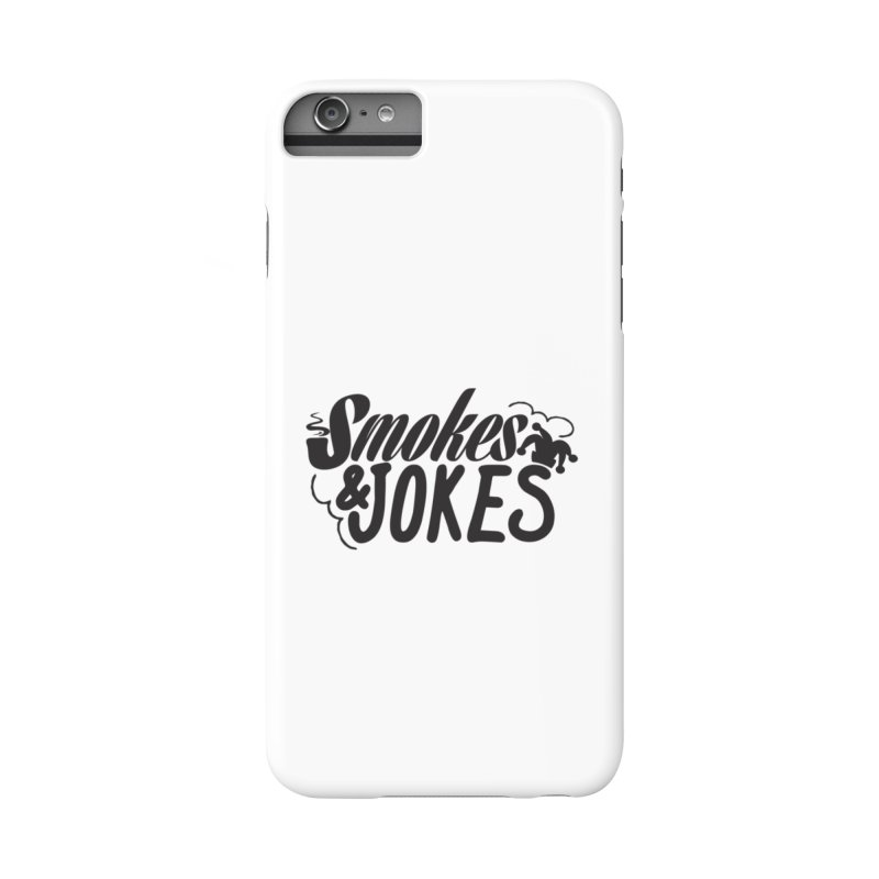 SmokesNJokes Accessories Phone Case by HarlemRiverYachtClub's Artist Shop