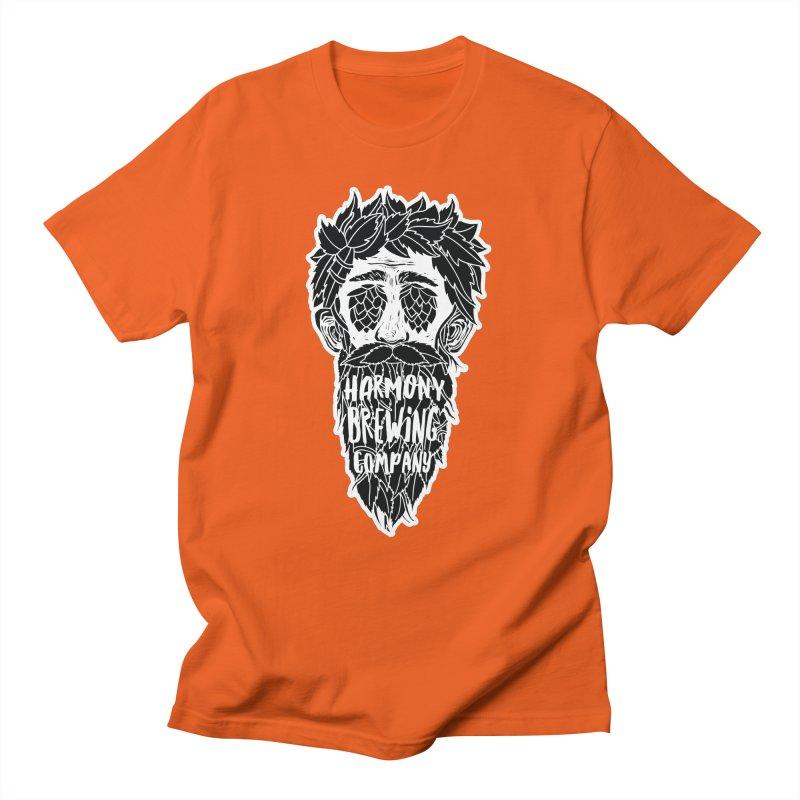 Hop Eyed Guy Men's Regular T-Shirt by Harmony Brewing Company