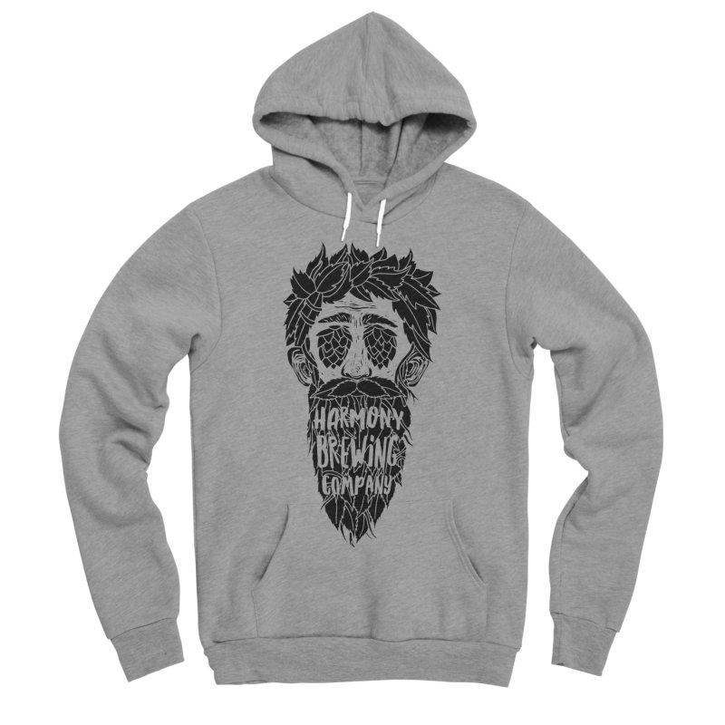 Hop Eyed Guy Women's Sponge Fleece Pullover Hoody by Harmony Brewing Company