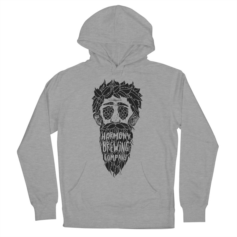 Hop Eyed Guy Women's French Terry Pullover Hoody by Harmony Brewing Company