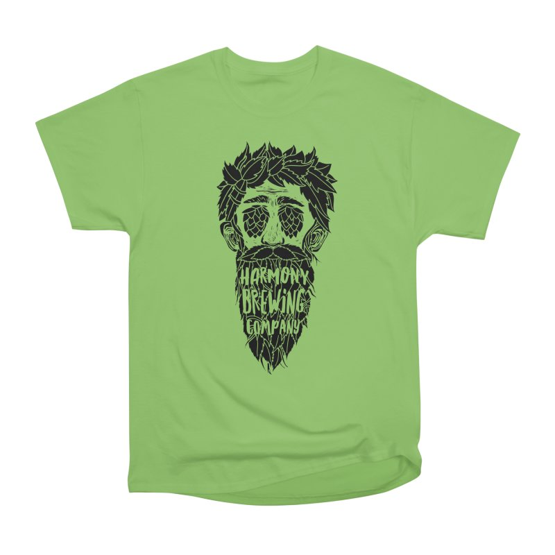 Hop Eyed Guy Men's T-Shirt by Harmony Brewing Company