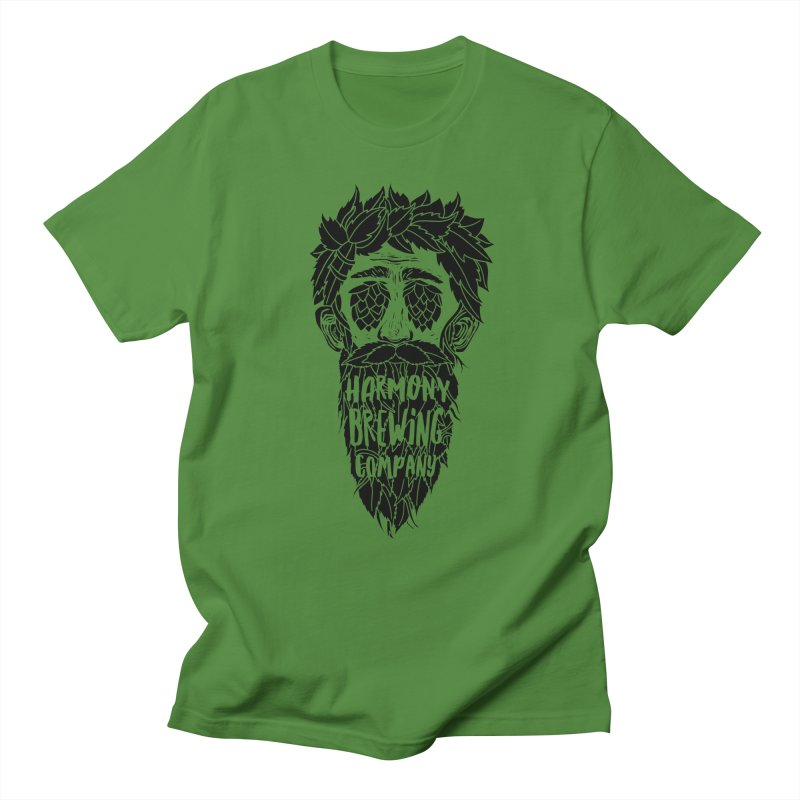 Hop Eyed Guy Men's T-Shirt by Harmony Brewing Company