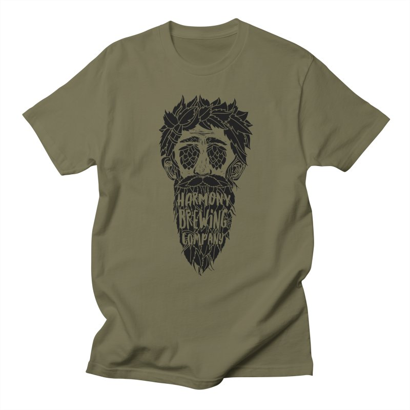 Hop Eyed Guy Women's Regular Unisex T-Shirt by Harmony Brewing Company