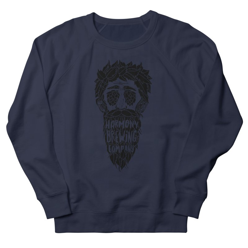 Hop Eyed Guy Men's Sweatshirt by Harmony Brewing Company