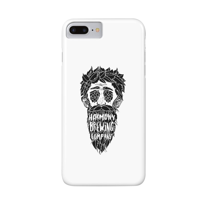 Hop Eyed Guy Accessories Phone Case by Harmony Brewing Company