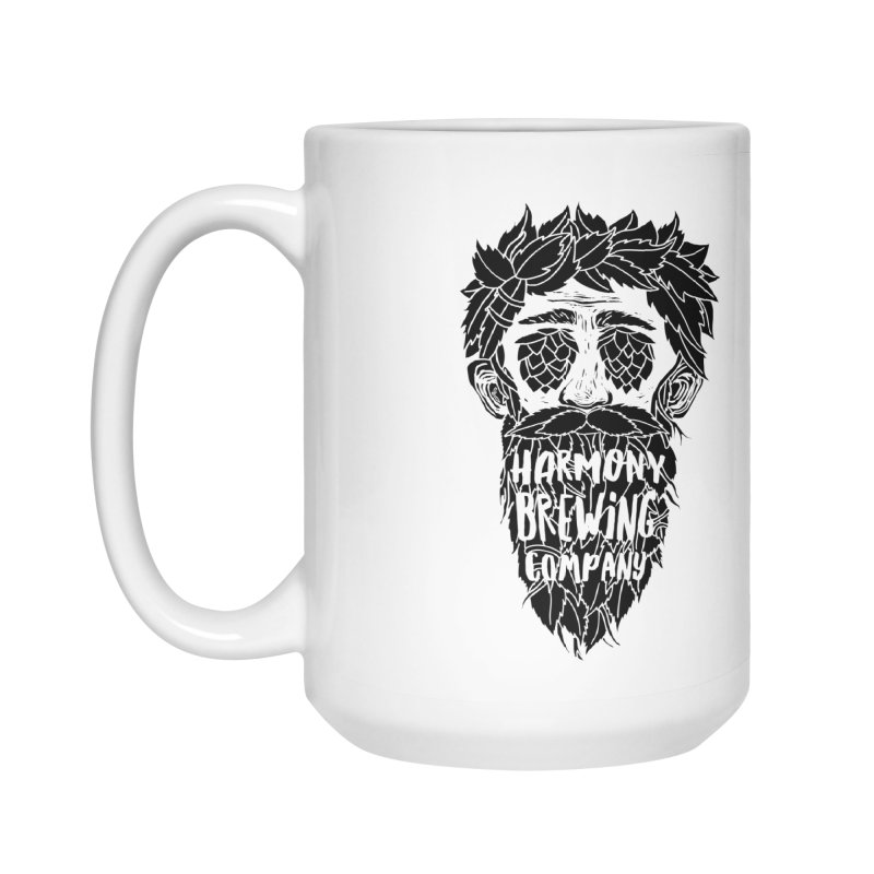 Hop Eyed Guy Accessories Mug by Harmony Brewing Company