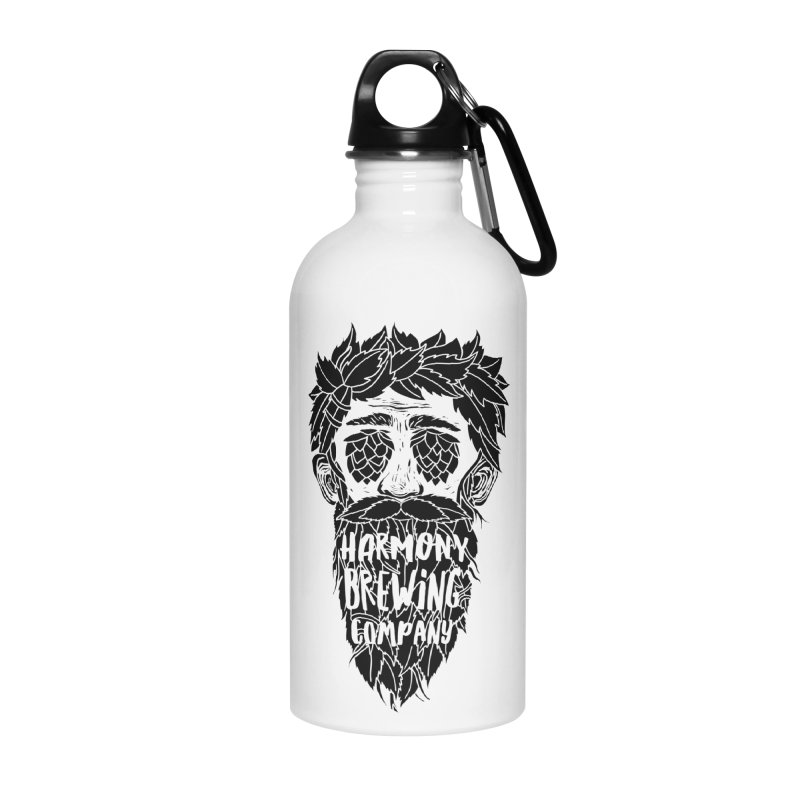Hop Eyed Guy Accessories Water Bottle by Harmony Brewing Company
