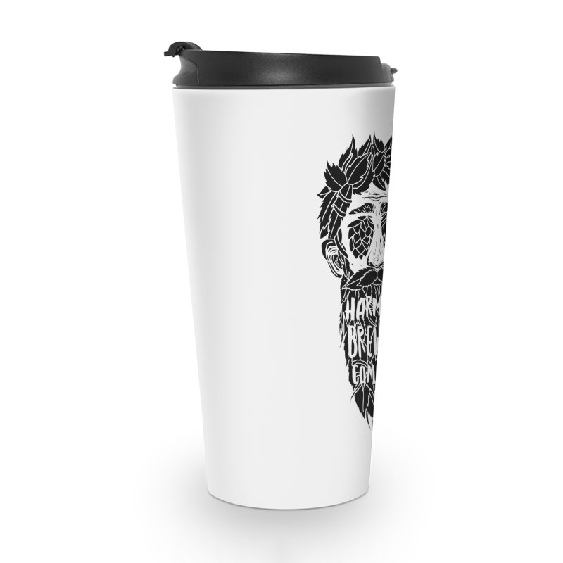 Hop Eyed Guy Accessories Travel Mug by Harmony Brewing Company