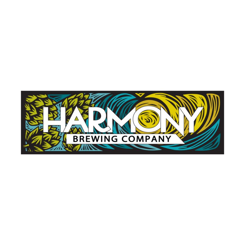 Seeking Harmony Accessories Sticker by Harmony Brewing Company