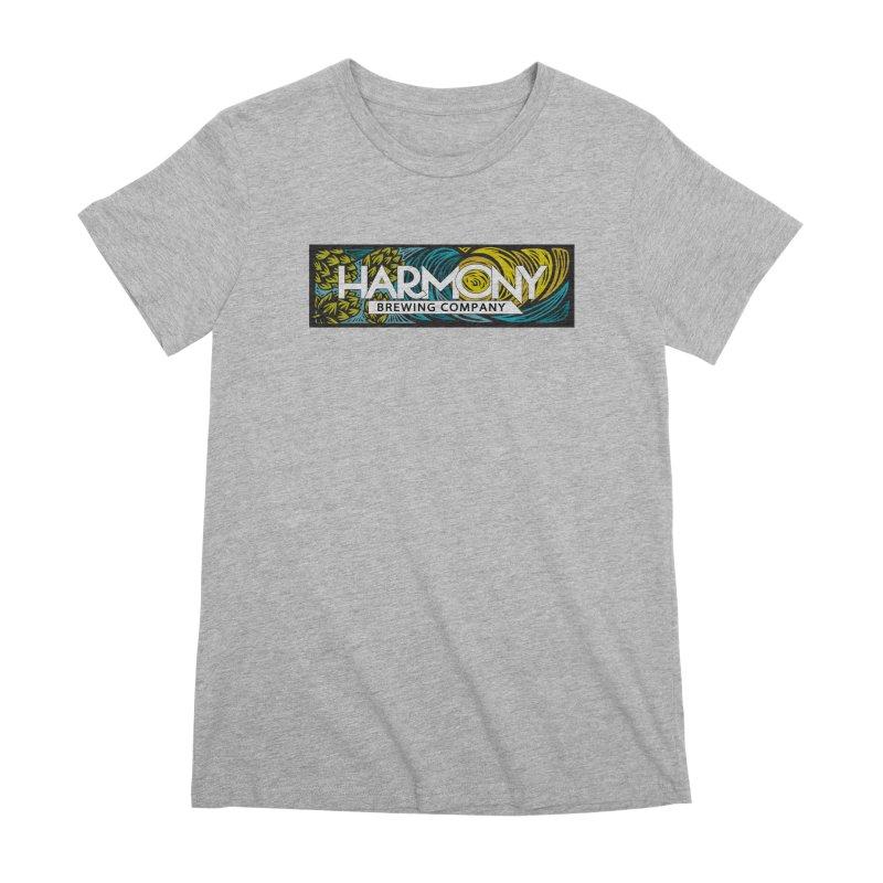 Seeking Harmony Women's Premium T-Shirt by Harmony Brewing Company
