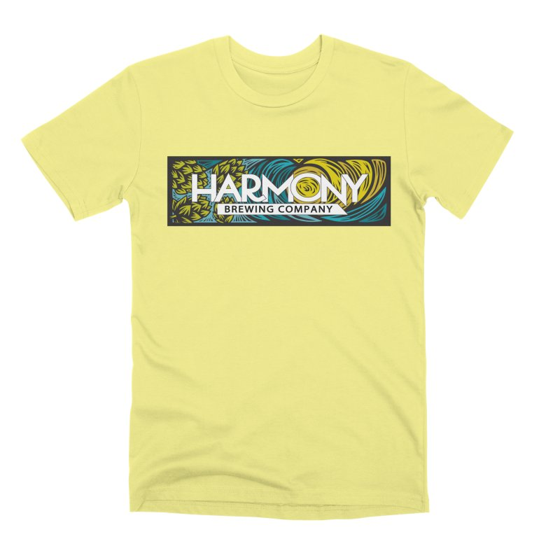 Seeking Harmony Men's Premium T-Shirt by Harmony Brewing Company