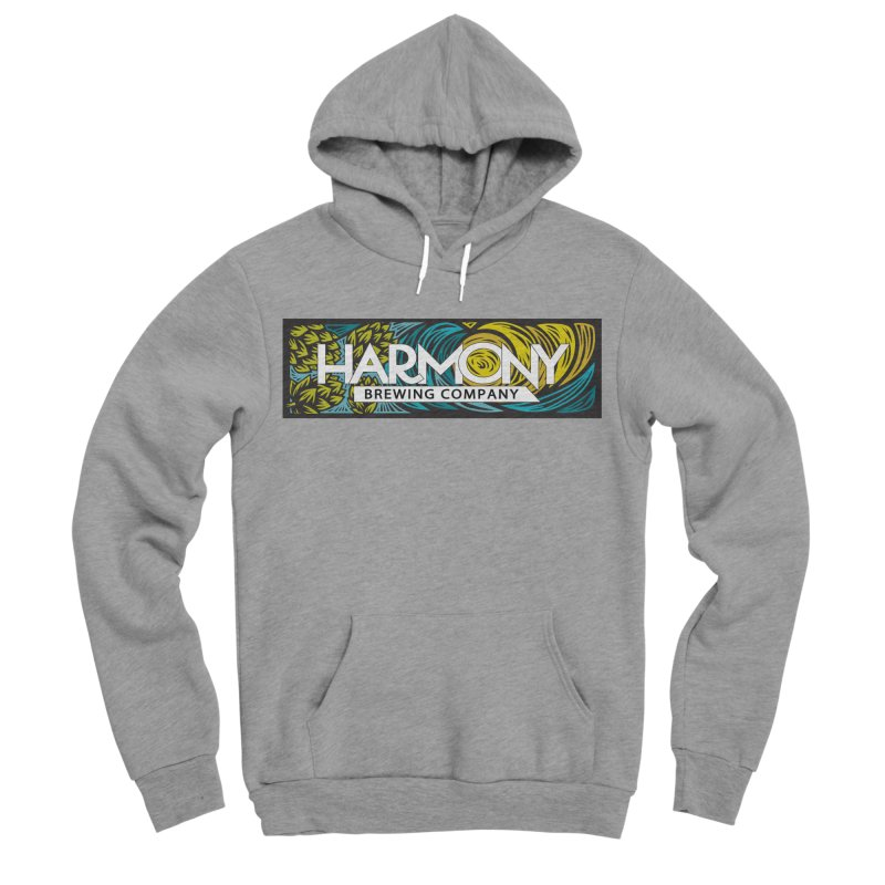 Seeking Harmony Men's Sponge Fleece Pullover Hoody by Harmony Brewing Company