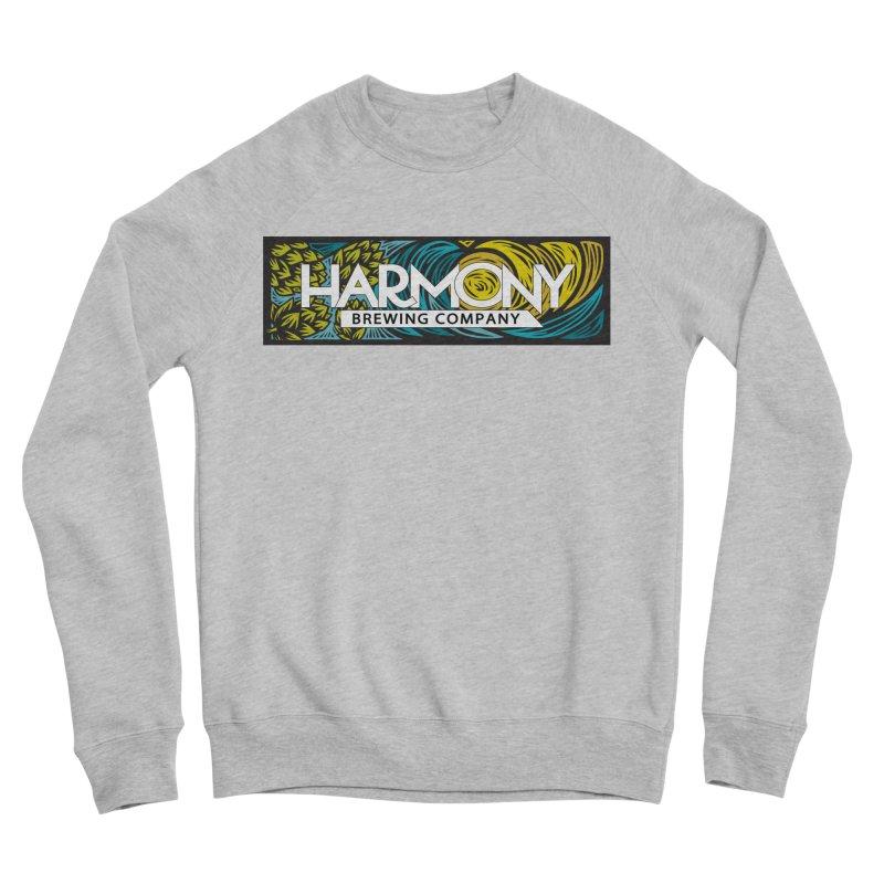 Seeking Harmony Men's Sponge Fleece Sweatshirt by Harmony Brewing Company