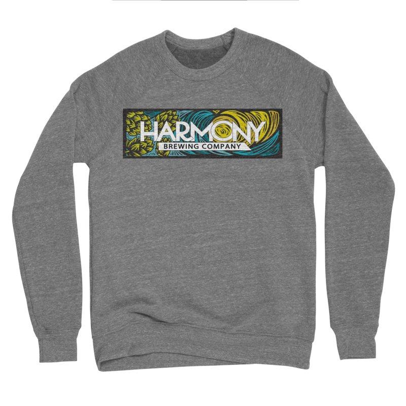 Seeking Harmony Men's Sweatshirt by Harmony Brewing Company