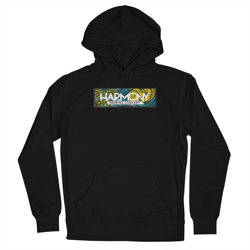 Seeking Harmony Men's Pullover Hoody by Harmony Brewing Company