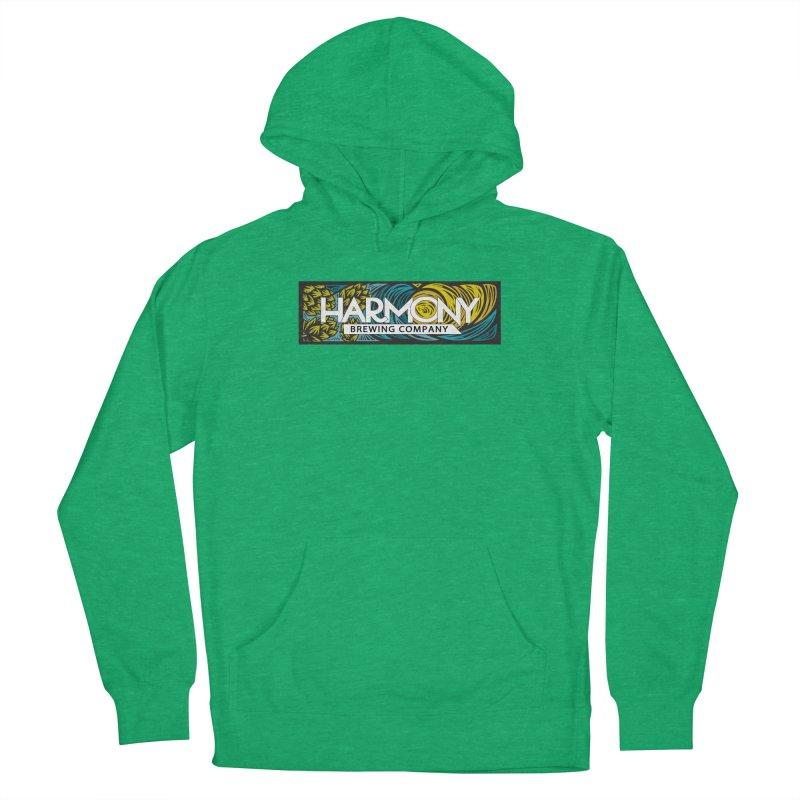 Seeking Harmony Men's Pullover Hoody by Harmony Brewing Company