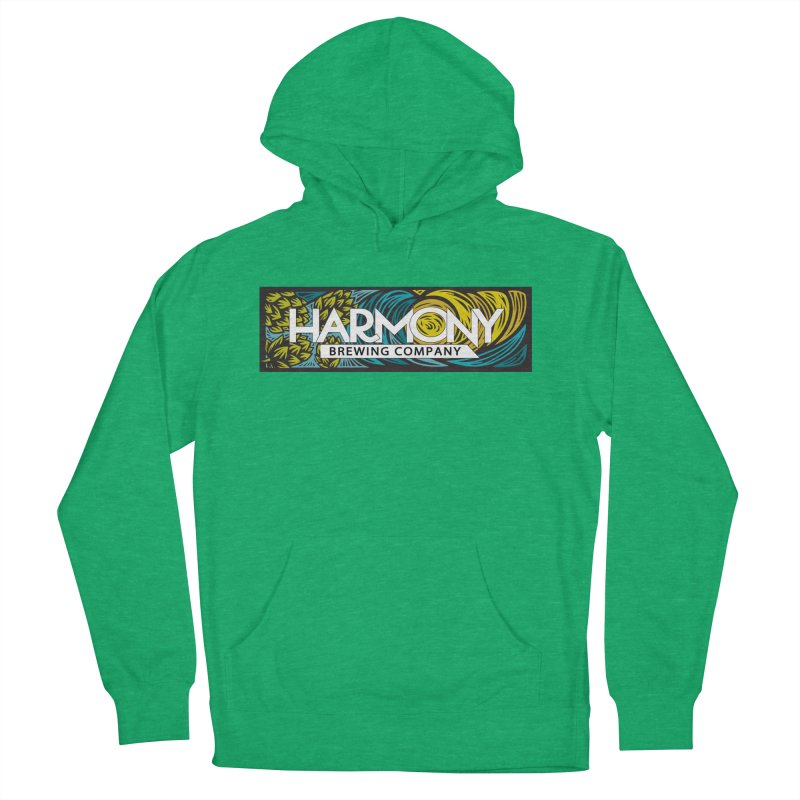 Seeking Harmony Women's French Terry Pullover Hoody by Harmony Brewing Company