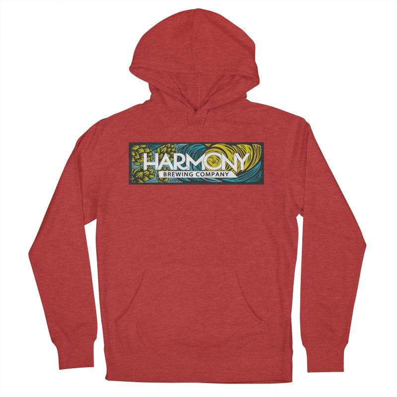 Seeking Harmony Men's French Terry Pullover Hoody by Harmony Brewing Company