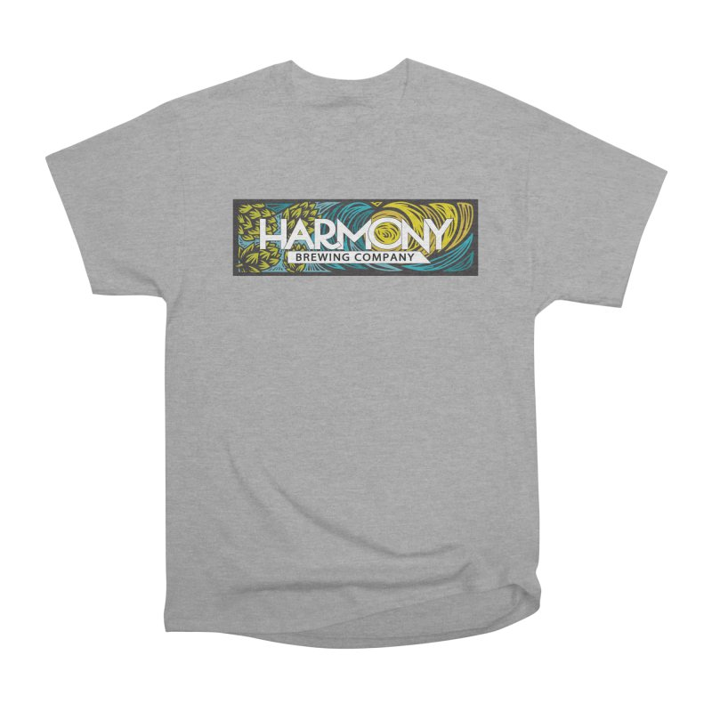 Seeking Harmony Women's Heavyweight Unisex T-Shirt by Harmony Brewing Company