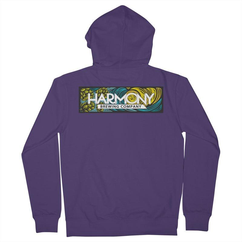 Seeking Harmony Women's Zip-Up Hoody by Harmony Brewing Company