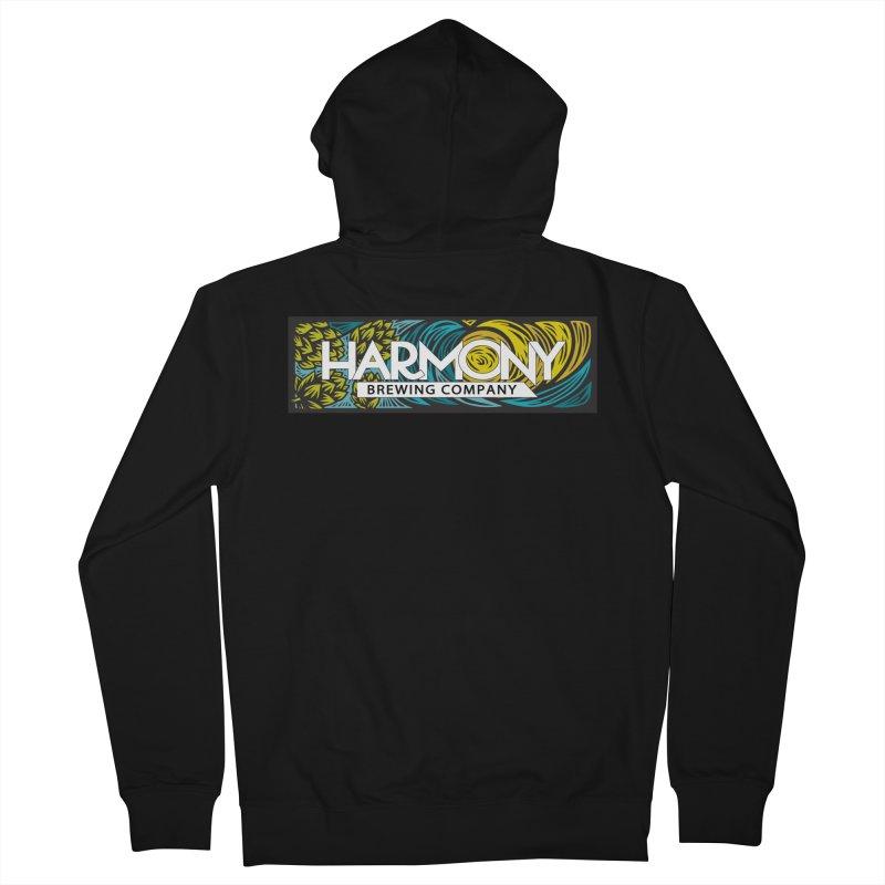 Seeking Harmony Women's French Terry Zip-Up Hoody by Harmony Brewing Company