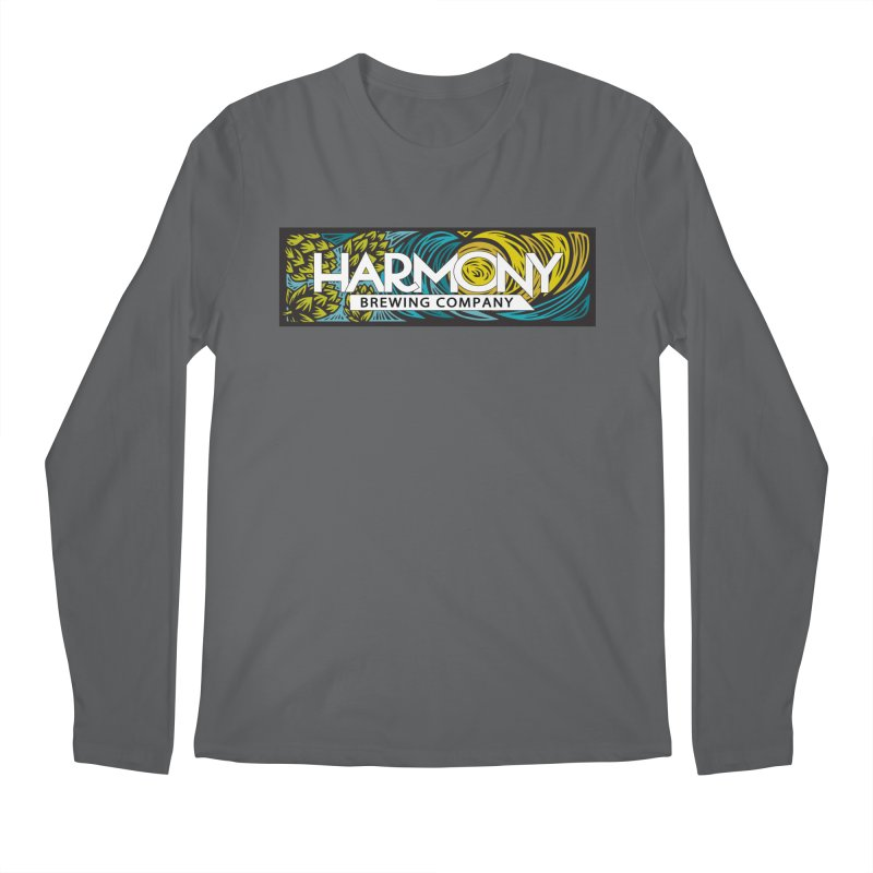 Seeking Harmony Men's Longsleeve T-Shirt by Harmony Brewing Company