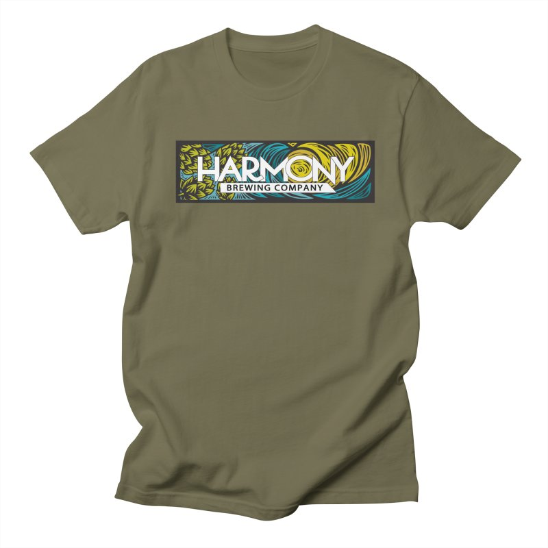 Seeking Harmony Men's T-Shirt by Harmony Brewing Company