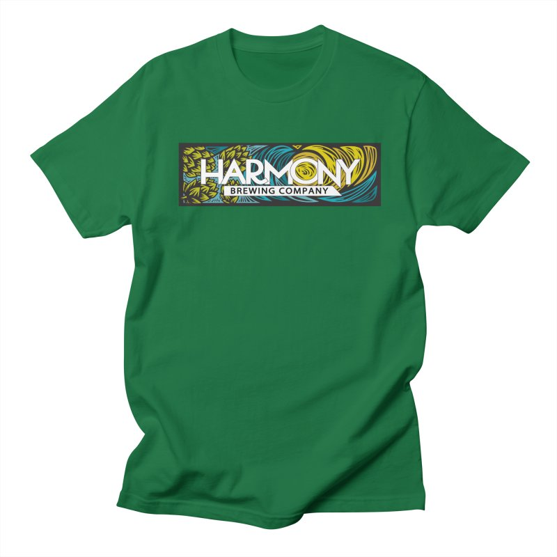 Seeking Harmony Women's Regular Unisex T-Shirt by Harmony Brewing Company