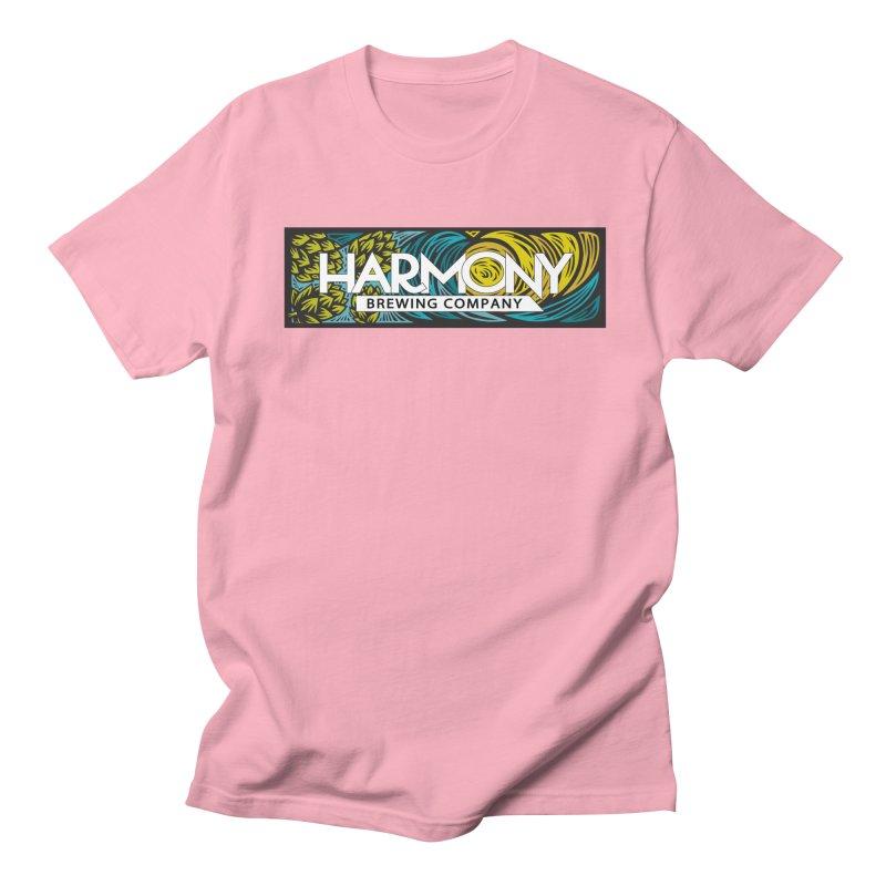 Seeking Harmony Men's T-Shirt by Harmony Brewing Company