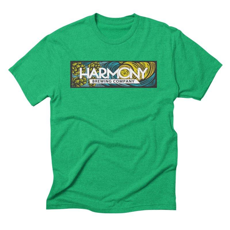 Seeking Harmony Men's Triblend T-Shirt by Harmony Brewing Company
