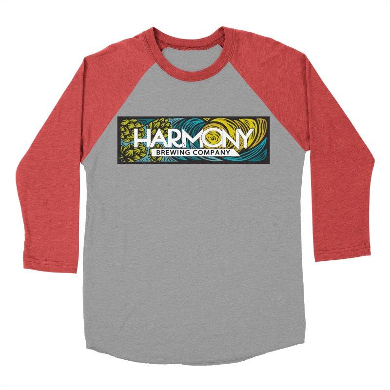 Seeking Harmony Women's Baseball Triblend Longsleeve T-Shirt by Harmony Brewing Company