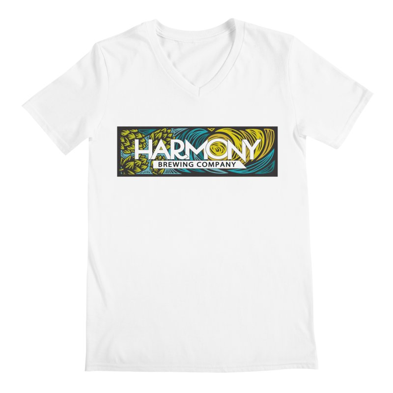 Seeking Harmony Men's V-Neck by Harmony Brewing Company