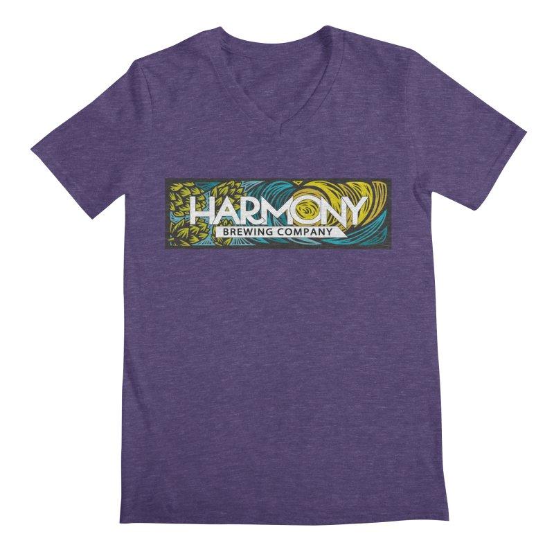 Seeking Harmony Men's V-Neck by Harmony Brewing Company