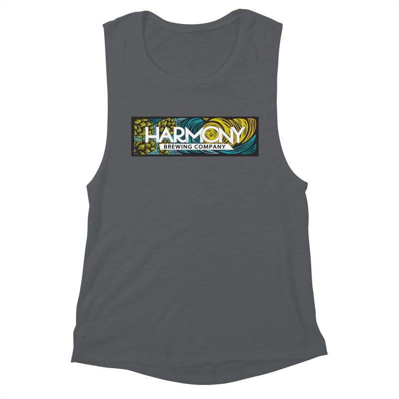 Seeking Harmony Women's Tank by Harmony Brewing Company