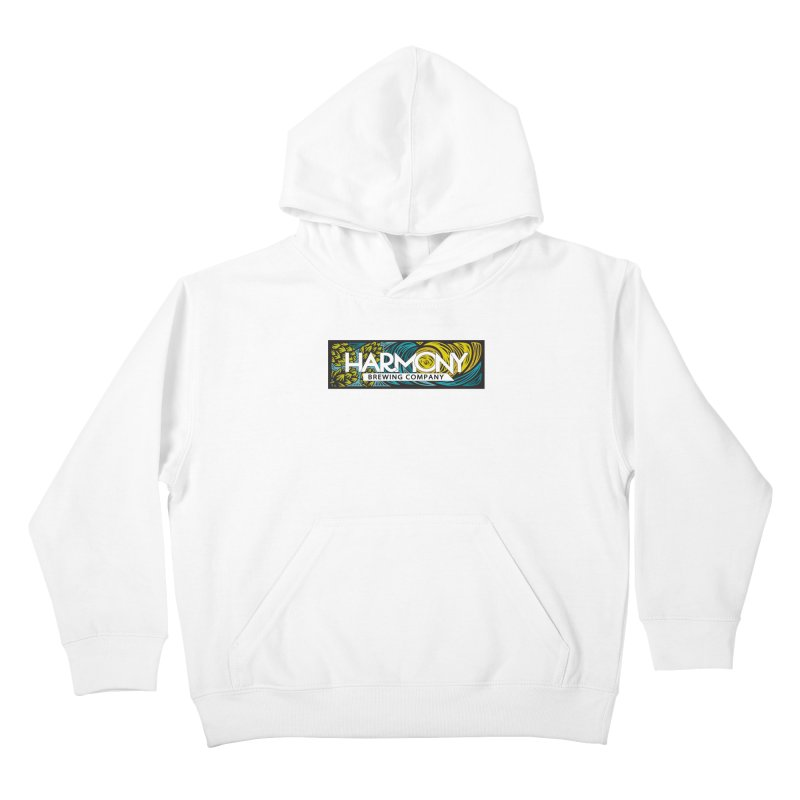 Seeking Harmony Kids Pullover Hoody by Harmony Brewing Company