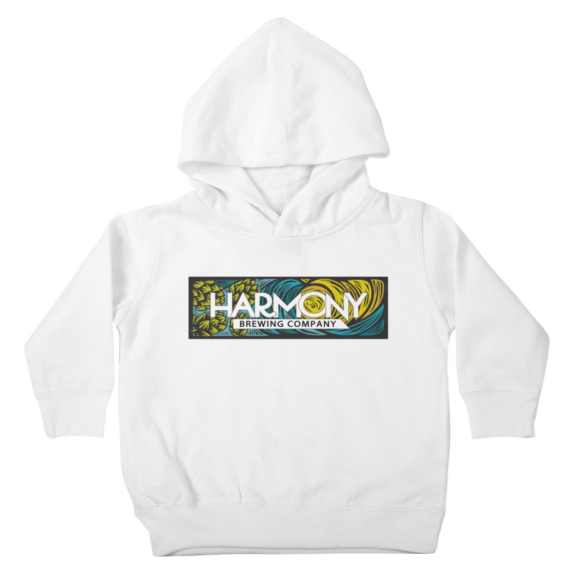 Seeking Harmony Kids Toddler Pullover Hoody by Harmony Brewing Company