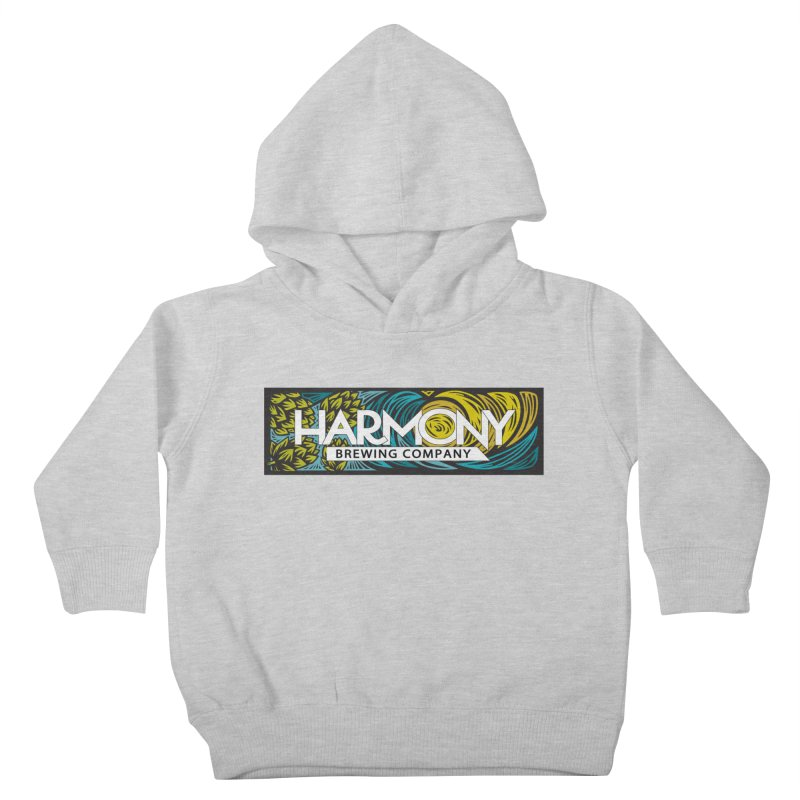 Seeking Harmony Kids Toddler Pullover Hoody by Harmony Brewing Company
