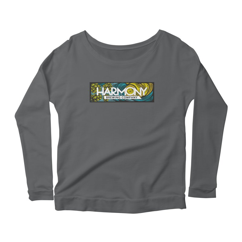 Seeking Harmony Women's Longsleeve T-Shirt by Harmony Brewing Company