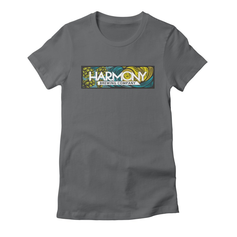 Seeking Harmony Women's T-Shirt by Harmony Brewing Company