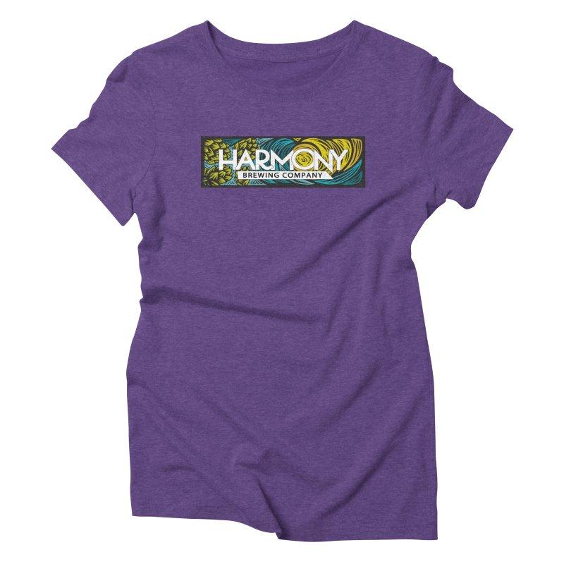 Seeking Harmony Women's Triblend T-Shirt by Harmony Brewing Company