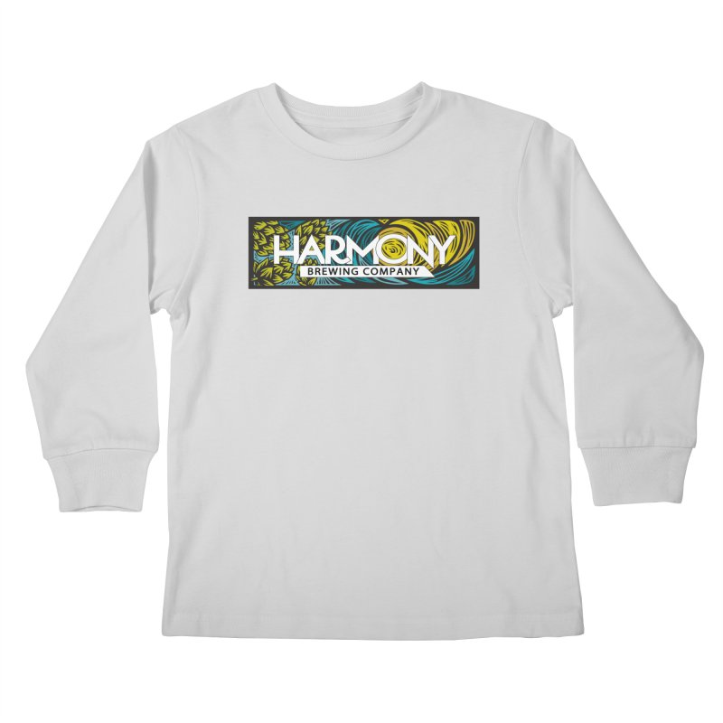 Seeking Harmony Kids Longsleeve T-Shirt by Harmony Brewing Company