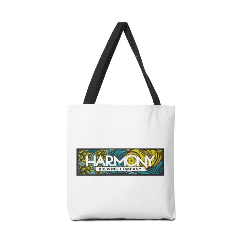 Seeking Harmony Accessories Tote Bag Bag by Harmony Brewing Company