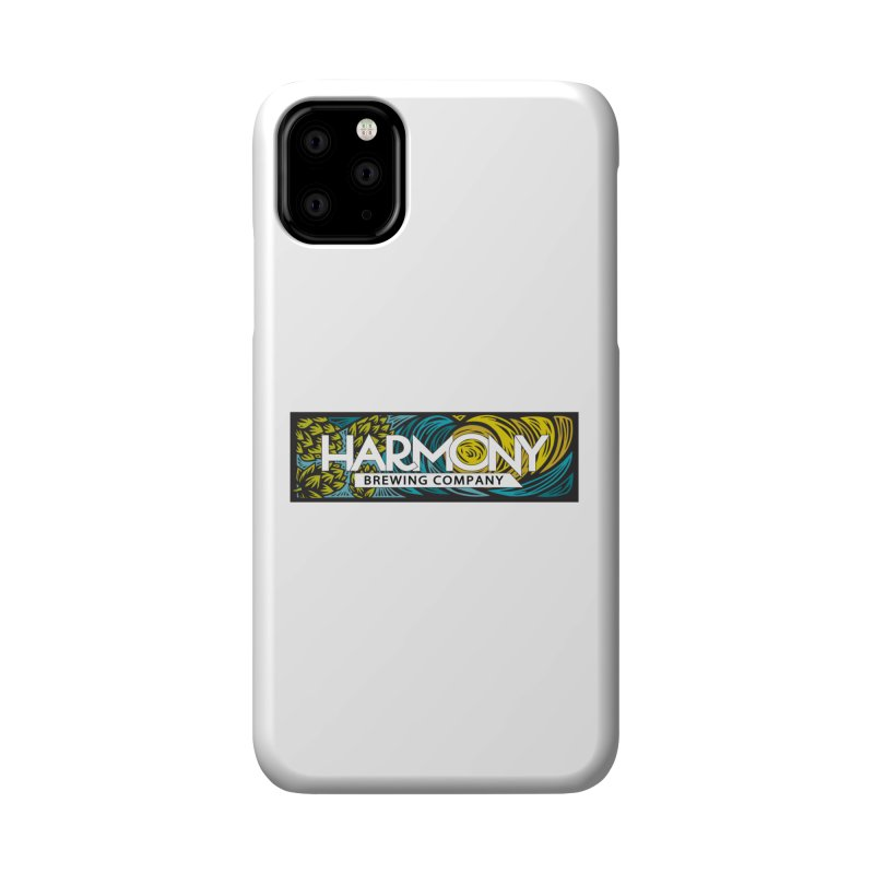 Seeking Harmony Accessories Phone Case by Harmony Brewing Company