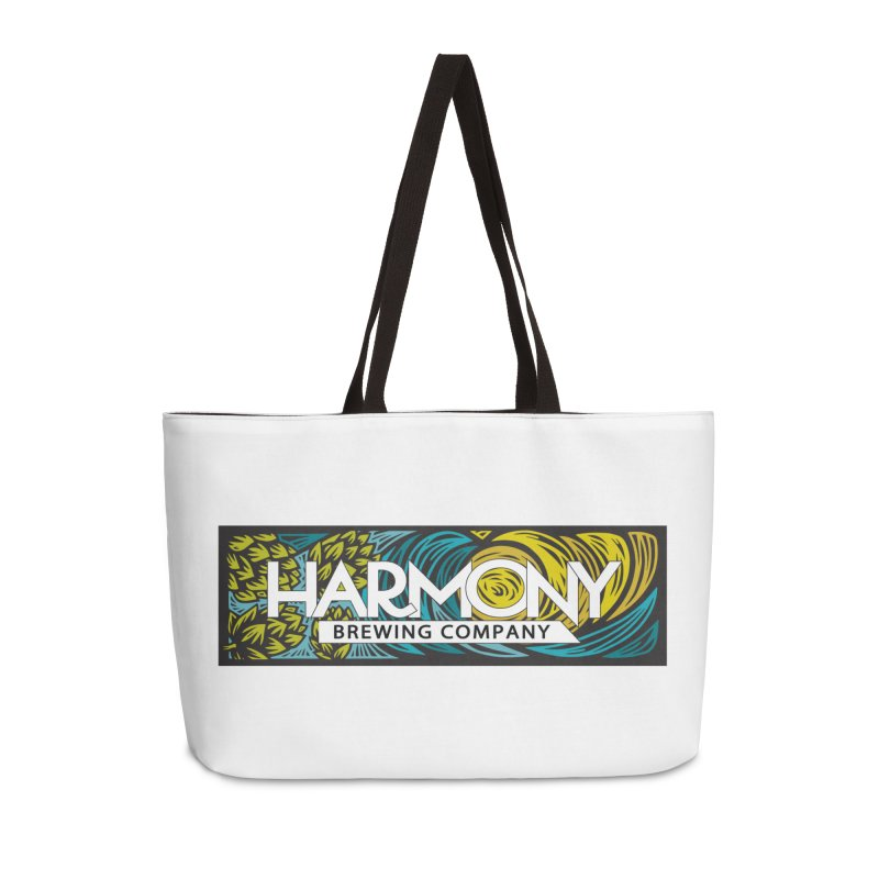 Seeking Harmony Accessories Weekender Bag Bag by Harmony Brewing Company