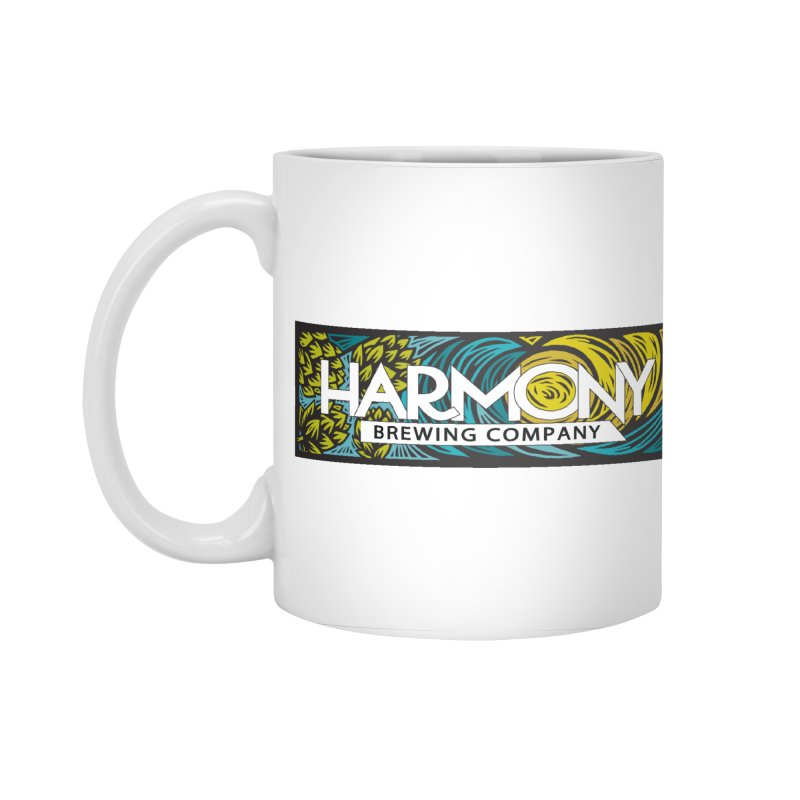 Seeking Harmony Accessories Standard Mug by Harmony Brewing Company