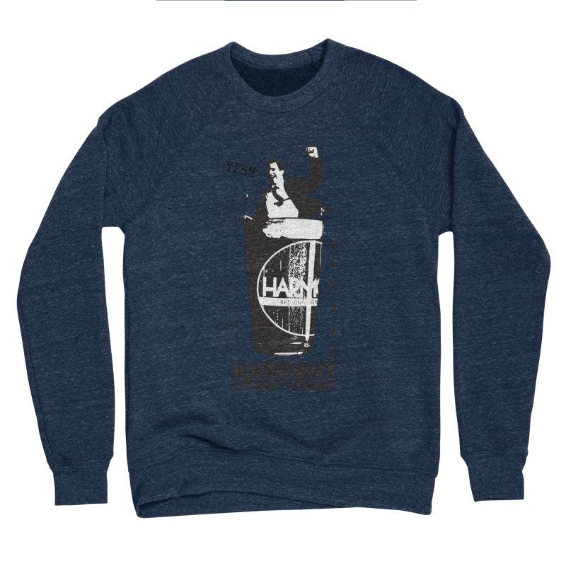 YES! Men's Sponge Fleece Sweatshirt by Harmony Brewing Company