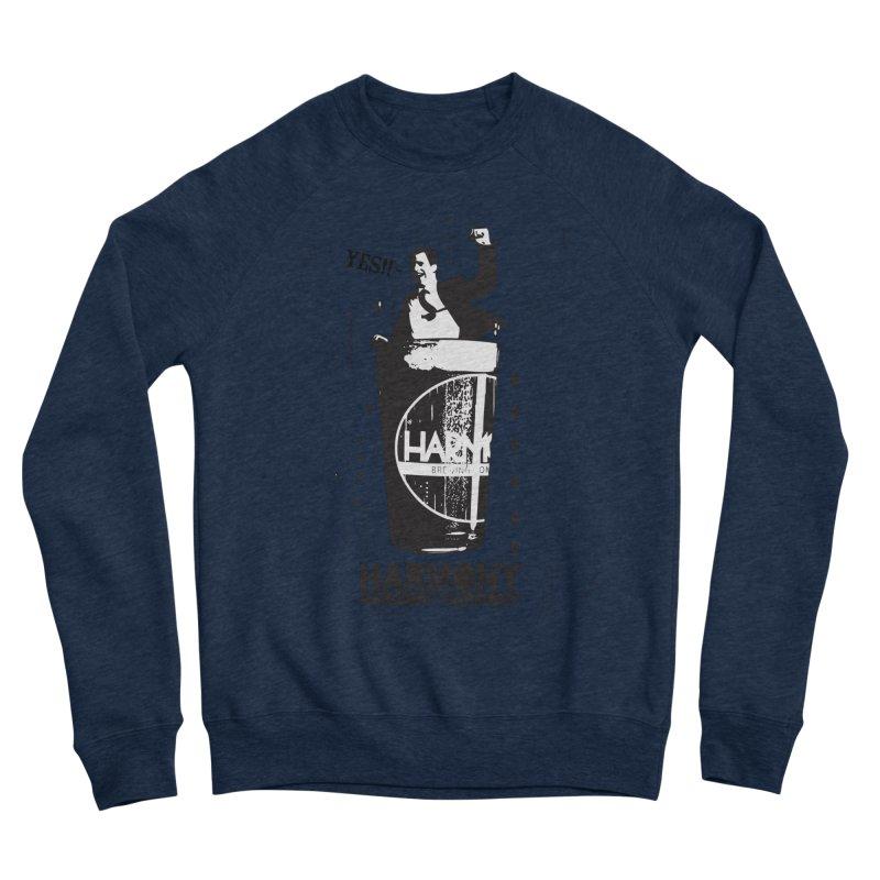 YES! Men's Sweatshirt by Harmony Brewing Company
