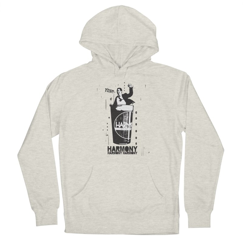 YES! Women's Pullover Hoody by Harmony Brewing Company
