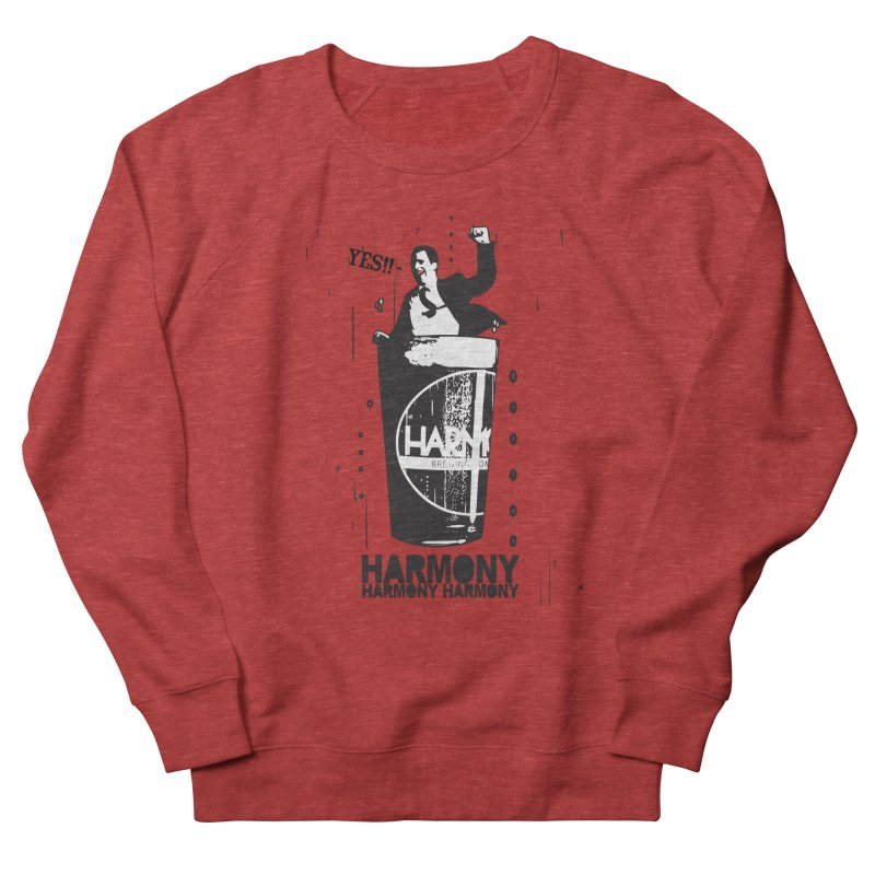 YES! Women's French Terry Sweatshirt by Harmony Brewing Company