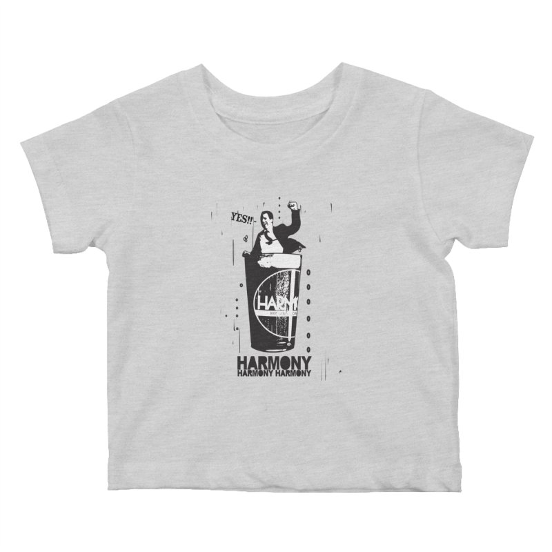 YES! Kids Baby T-Shirt by Harmony Brewing Company